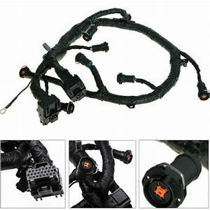 Ficm Fuel Injector Wiring Harness Powerstroke Diesel Ford