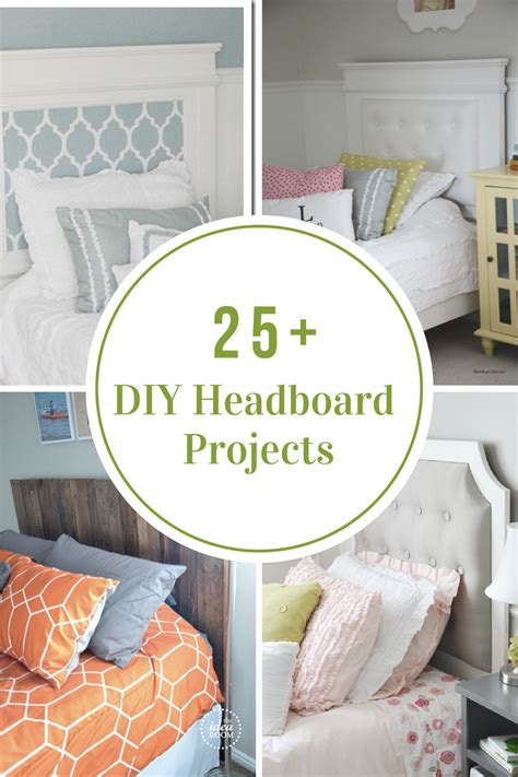 diy headboard project ideas  idea room