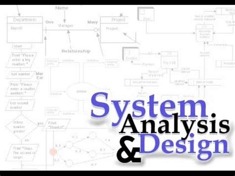 system analysis and design system analysis and design basic concepts cse