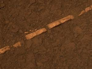 Paydirt at Mars Rover Site - Astrobiology Magazine