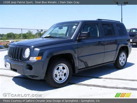 patriot jeep blue jeep patriot 2008 blue www imgkid com the image kid