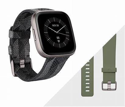 Versa Fitbit Smartwatch Changer Launches Select Band