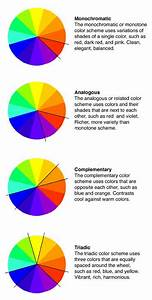Fun With Color Theories  Cool  Warm  Complimentary