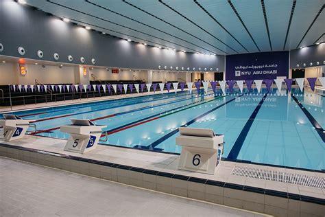 Sports Facilities - NYU Abu Dhabi