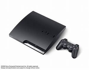 PlayStation 3 PS3 Slim Release Dates And Prices
