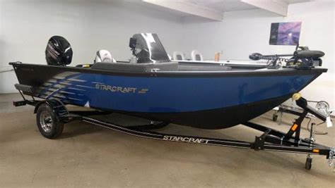 Aluminum Boat For Sale Indiana by Starcraft Aluminum Fish Boats For Sale In Indiana Boats