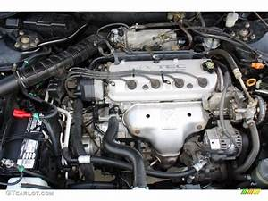 2002 Honda Accord Ex Coupe 2 3 Liter Sohc 16