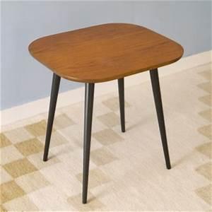 Table Basse Scandinave Vintage : table basse vintage scandinave ann e 50 la maison retro ~ Teatrodelosmanantiales.com Idées de Décoration