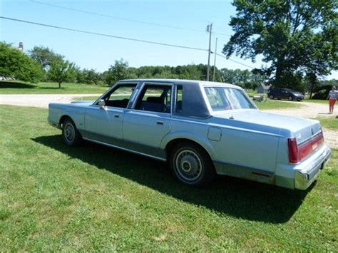 auto air conditioning repair 1986 lincoln town car navigation system find used classic 1986 lincoln town car ride in style in brooksville maine united states