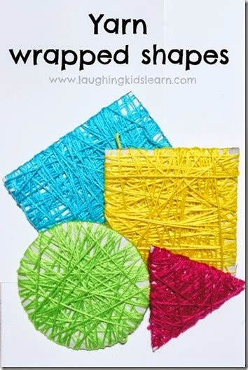 shape craft for preschoolers 466 | yarn%252520wrapped%252520shapes%252520kids%252520activity%252520for%252520toddler%252520preschool%252520and%252520kindergarten thumb%25255B1%25255D