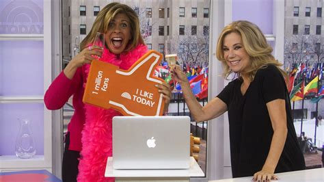 want to be kathie lee and hoda s fan of the week today com