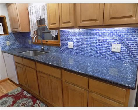 Install A Mosaic Tile Backsplash Sheets ? HOUSE PHOTOS