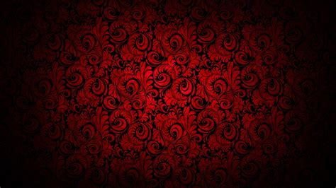 Hd 1080p Red Wallpaper