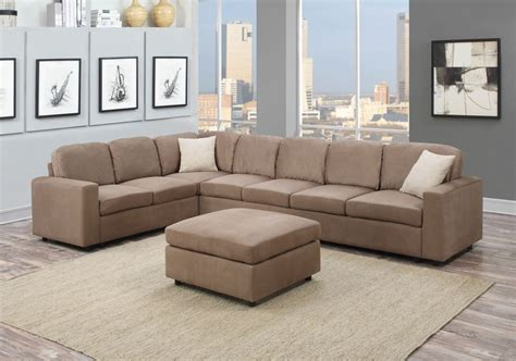 Loveseat Sectional Sofa by Saddle Finish Microfiber Sectional Sofa Set Sectionals