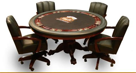 poker table and chips set click image to enlarge