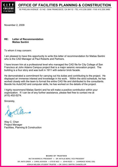 personal reference letter student thesis for a persuasive