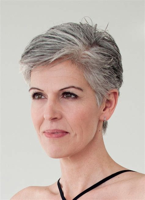 pixie haircuts for gray hair best 25 gray hair ideas on grey pixie 3810