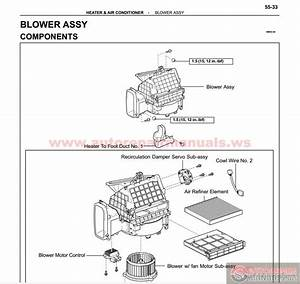 2005 Lexus Es 330 Es330 Electrical Wiring Diagram Manual Download