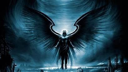 Angel Wings Digital Apocalyptic Angels Desktop Vitaly