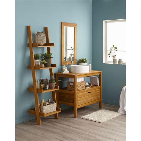 meuble cuisine four encastrable meuble de salle de bains de 80 à 99 brun marron