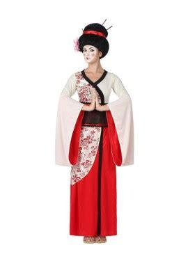 Disfraz de Vietnamita para mujer