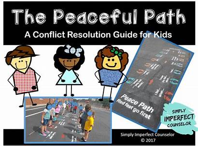 Conflict Resolution Peace Counseling Path Elementary Management