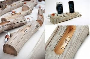 Basteln Mit Holz : bastelideen f r idock aus holz freshouse ~ Lizthompson.info Haus und Dekorationen
