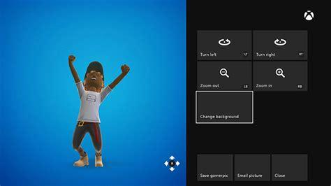 Customize Avatars On Xbox One