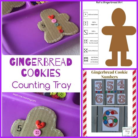 the ultimate gingerbread theme for preschool and 199 | Gingerbread Theme Math Activities for Preschool and Kindergarten