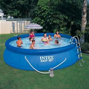 Easy Set Pool : intex 16 39 x 42 easy set pool w filter pump ladder ~ Orissabook.com Haus und Dekorationen