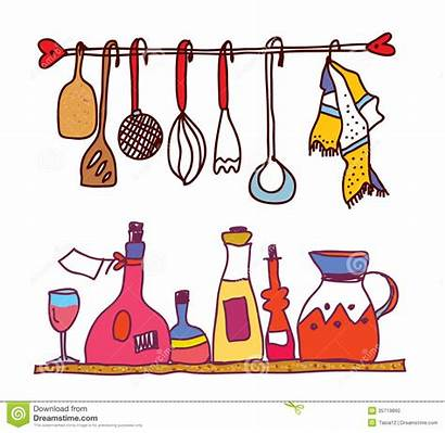 Utensils Cooking Clipart Kitchen Clipartpanda Funny Terms