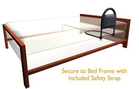 Stander Bed Rail by Stander Bed Rail Advantage Traveler Portable