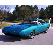 1969 Dodge Charger Daytona 440 Maintenance/restoration Of