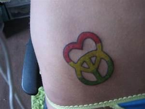 The Best of Tattoo Ideas: rasta tattoo