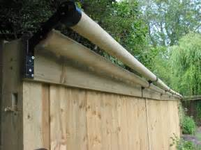 cat proof fence cat proof fencing pole exle tub and garden