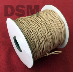 300 Ft18mm Tan Window Blind Cord, String, Roman Shades