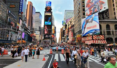 Times Square, New York - Bucket List Publications