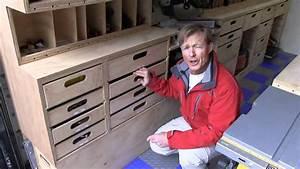 Ron Paulk's Mobile Wood Shop - YouTube