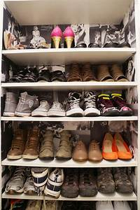 Orlinski Pas Cher : mon shoesing diy cr er facilement un rangement pour chaussures ~ Teatrodelosmanantiales.com Idées de Décoration