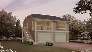 House With Garage Apartment Plans Garage With Apartment On