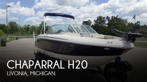 Chaparral Boats H20 by Chaparral H20 Boat For Sale From Usa