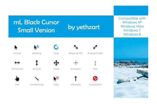 win 8 cursors download