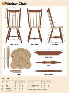 How  And Why  To Build A Windsor Chair