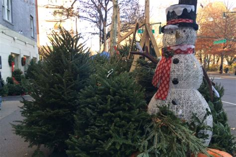 map here s where to buy christmas trees in new york city midtown dnainfo com new york