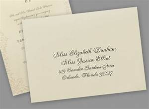 wedding invitation address etiquette unmarried couple With wedding invitation etiquette for unmarried couples