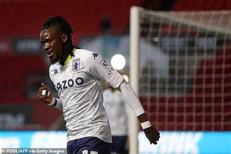 Aston Villa new boy Bertrand Traore set for Premier League ...