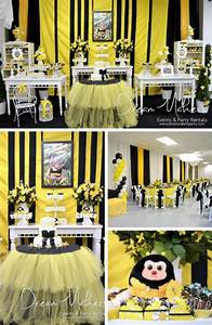 Free Printable Birthday Invitations For Adults Bee Themed Party Inspiration Birthday Party Ideas Themes