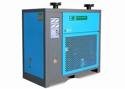 Dryer Air Refrigerated Compressor Moisture Separation Screw