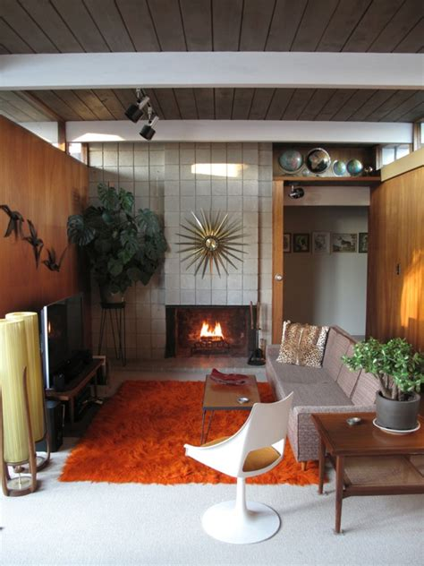 troy rearranges collections eichler ranch house retro renovation