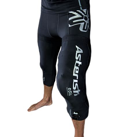 asterisk  mx   performance compression pant